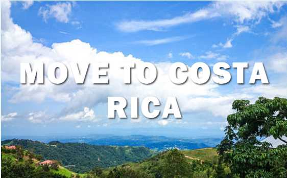 Reasons to Move to Costa Rica